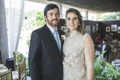 Daniel e Karina Malheiros