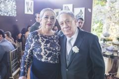 Liduína e César Rolim