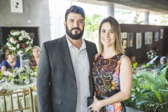 Ricardo e Samia Kiodi