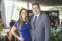 Roberta e Saulo Menezes