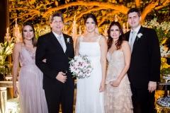 Casamento de Lara Pouchain e Rivaldo Holanda
