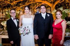 Gomes Filho, Lara Pouchain, Rivaldo Holanda e Izabela Lira