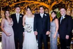 Joana Bahia, Lara Pouchain, Rivaldo Holanda, Livia e Jason Martin