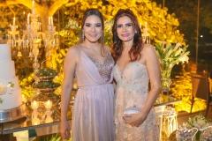Joana Bahia e Lorena Pouchain
