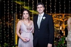 Joana Bahia e Luciano Bonfim