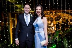 Livia e Andrei Fernandes