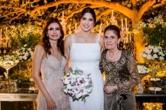Lorena, Lara e Maritis Pouchain