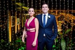 Manuela Cidrão e Pedro Lima