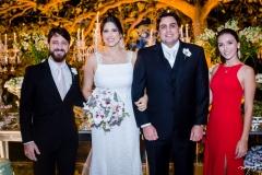 Marcelo Quixadá, Lara Pouchain e Rivaldo Holanda e Emanuela Biermann