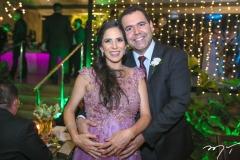 Marcilia e Ronaldo Coutinho