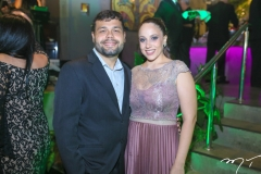 Raimundo Neto e Rebeca Mendes