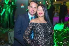 Renan Montenegro e Natalia Maria