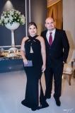 Fabiola Andrade e João Felipe Araruna