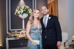 Iohana Mendes e Rodrigo Feitosa