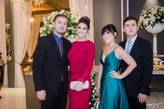 Jonas Campelo, Barbara Lotife, Liane e Pedro Campelo (1)