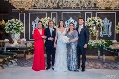 Lara, Cirilo, Manoela, Neide e Manoela Pimenta