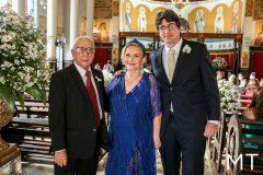 Cleto Prata, Eugenia Maia e Eduardo Jereissati