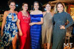 Cris Emydio, Maze, Isabele Jereissati, Isabele Fiuza e Renata Oliveira