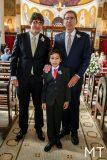Eduardo, Francisco e Gerado Jereissati