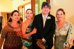 Fatima Crystiana, Eduardo Jereissati e- aqueline Mota