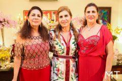 Fatima, Macia e Maze Jereissati