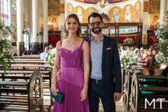 Gaia Mesquita e Romeu Gurgel