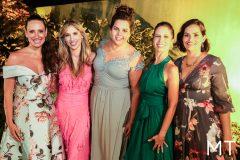 Liz Lenharte. Michele Gogo, Barba Veit, Joana Rener e Angela Veit