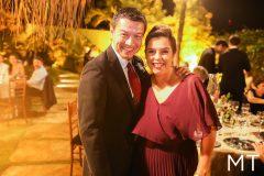 Luiz e Marcela Apezato