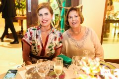 Marcia Jereissati e Edith Almeida