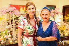 Marcia Jereissati e Eugenia Maia