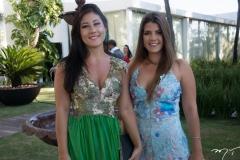 Bianca Lima e Taís Valente