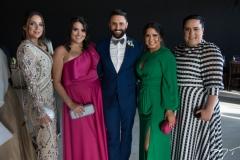 Fernanda Levy, Juliana Dias, João Neto, Sara Callou e Maria Luiza Feitosa