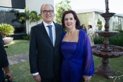 George e Patrícia Ramalho