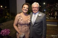 Jocelma Dantas e Raimundo Cavalcante