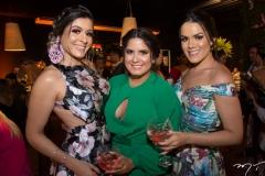 Mari Maravilha, Sarah Callou e Marina Feitosa