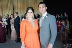 Natália Freitas e  Breno Cavalcante