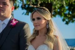 Pedro Vasconcelos e Érica Dantas
