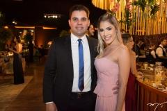 Welton Bezerra e Mariza Calvalcante