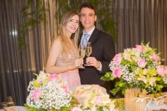 Fernanda e Gustavo Arruda