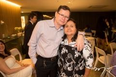 Marcondes Tavares e Tereza Cristino