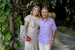 Andréa e Cláudio Aguiar