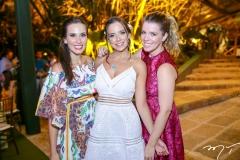 Bianca Correia Lima, Fernanda Levy e Lorena Lima