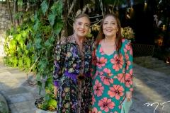 Clarisse e Eleusis Alencar