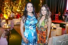 Gabriela Bastos e Erica Dantas