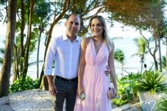 Gentil Linhares e Raissa Barbosa