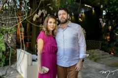 Leda e Elinaldo Diniz