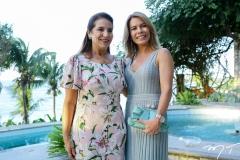 Patrícia Macêdo e Maira Silva