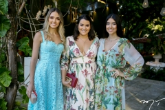 Priscila Levy, Juliana Dias e Marina Levy