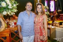 Rodrigo e Alice Ventura