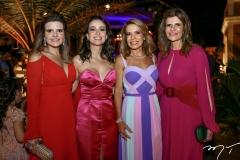 Cristine Feitosa, Luciana Lobo, Maira Silva e Luciana Campos